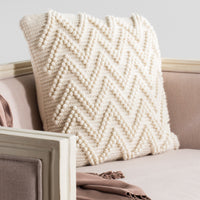 Bemus Natural Throw Pillow