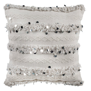 Asmaa Throw Pillow