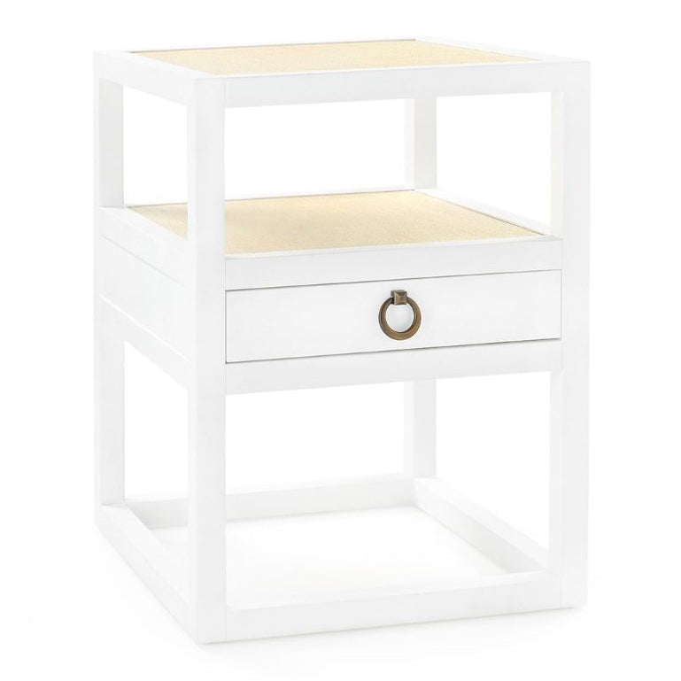 Bungalow 5 Polo 1 Drawer Side Table