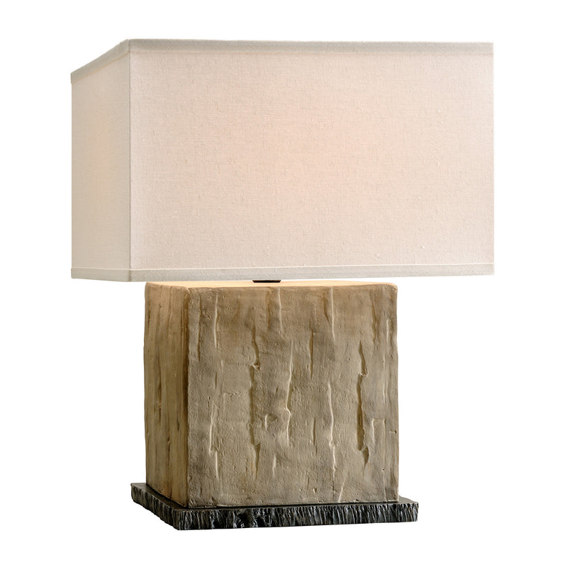 Troy La Brea 19-inch Table Lamp
