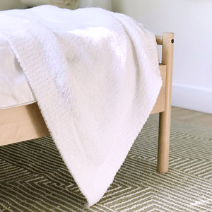 Kashwere Solid Throw Blanket