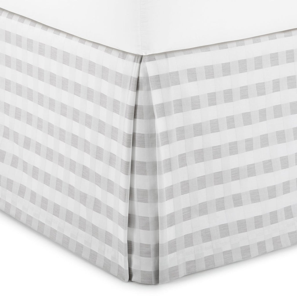 Peacock Alley Prescott Plaid Bed Skirt