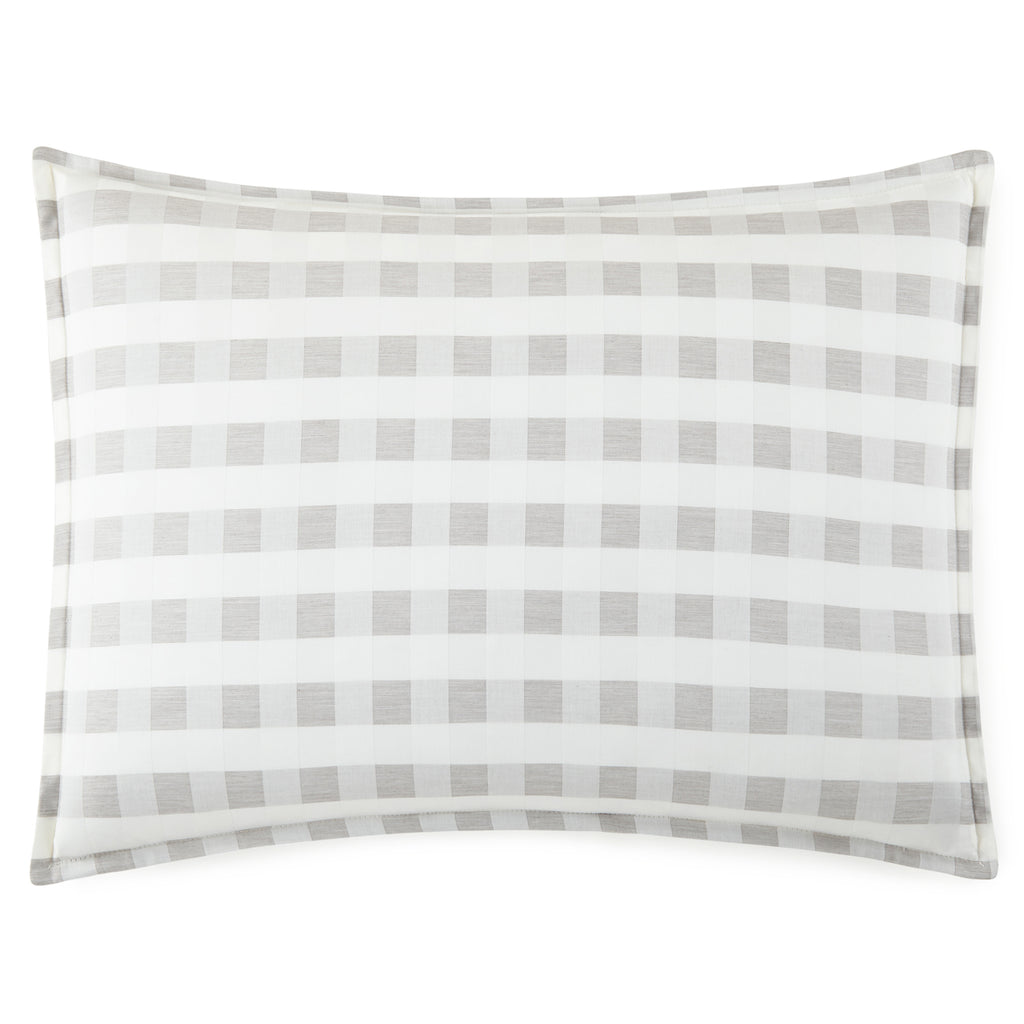 Peacock Alley Prescott Plaid Pillow Sham