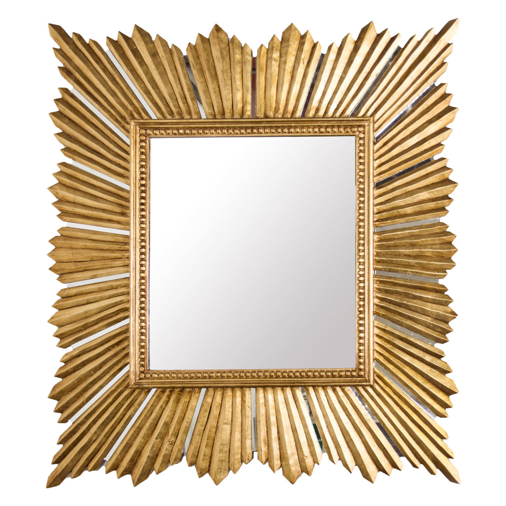Worlds Away Raymond Wall Mirror