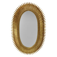 Worlds Away Rita Wall Mirror