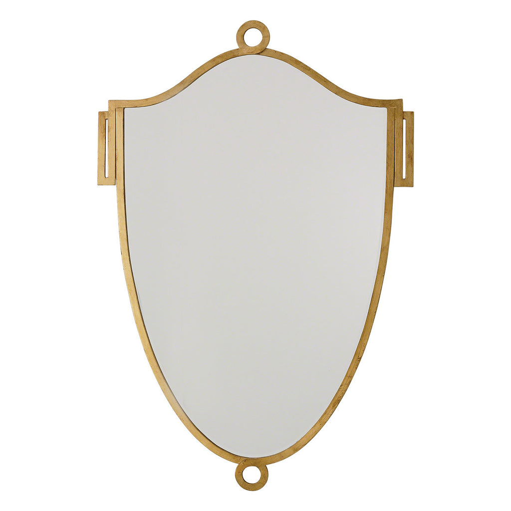 Studio A China Shield Wall Mirror