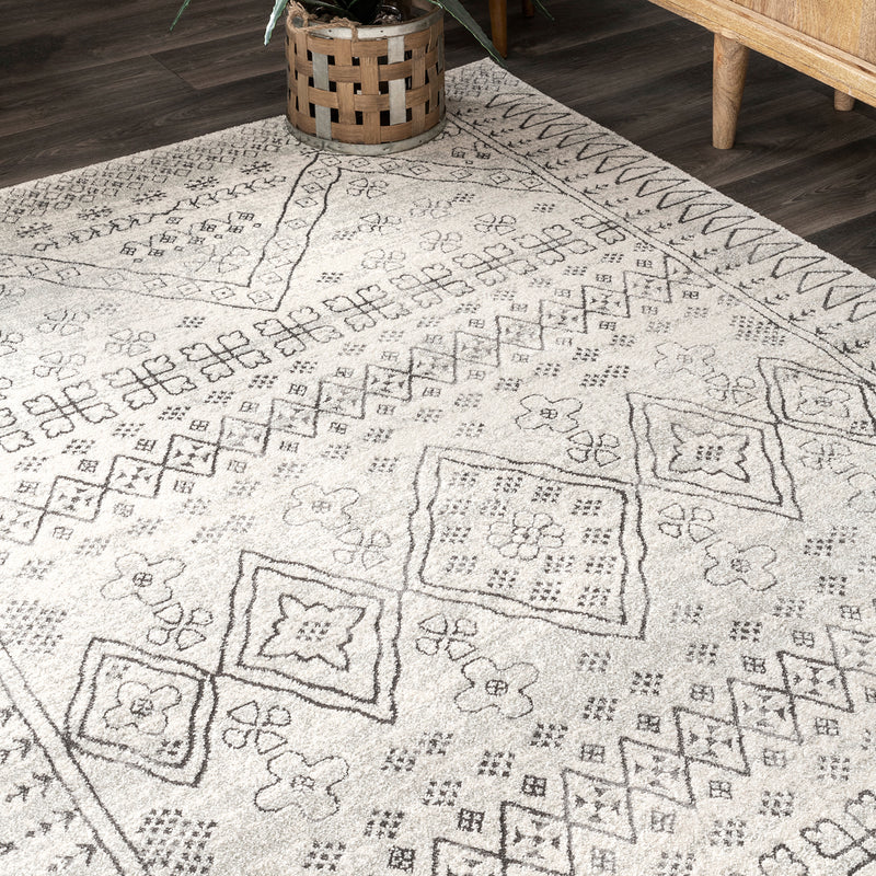 Madras Machine Made Rug