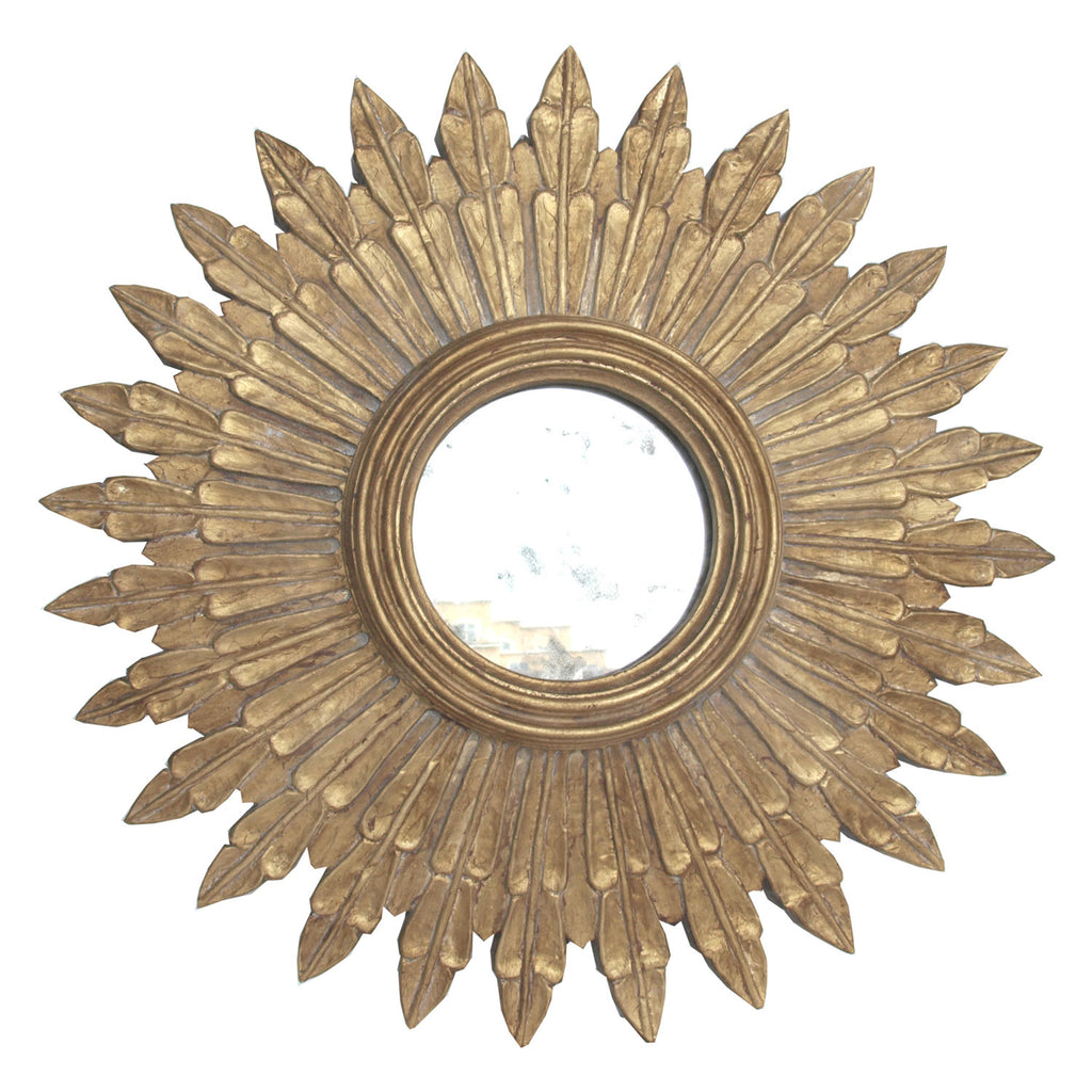 Worlds Away Santo Wall Mirror