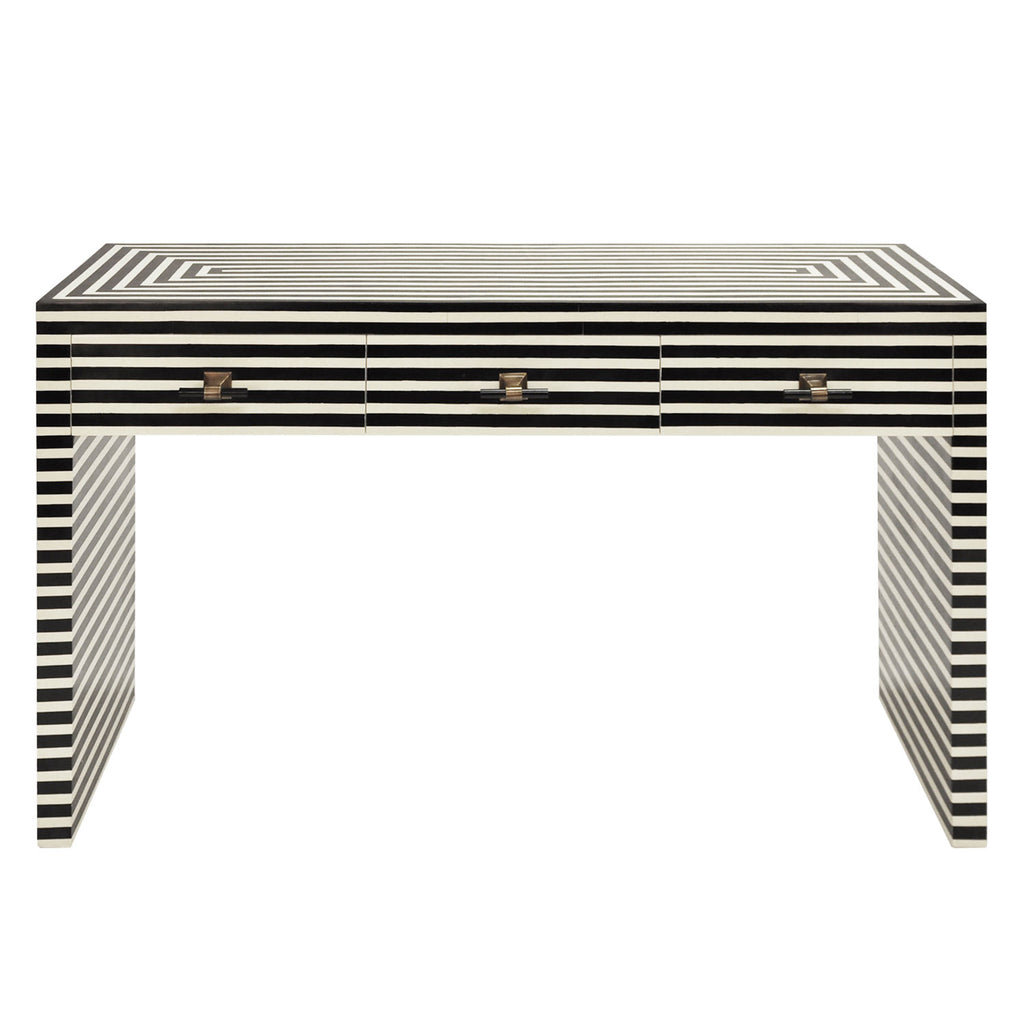 Worlds Away Sasha Console Table