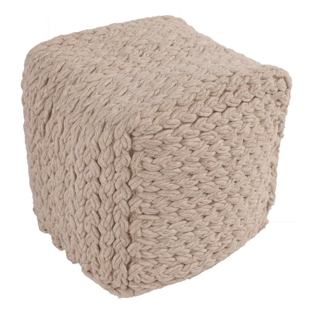 Jaipur Scandinavia Moonbeam Pouf