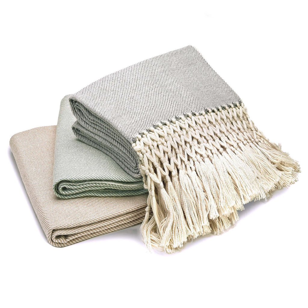 Sefte Seda Woven Throw Blanket