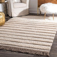 Tunica Sequin Hand Tufted Rug