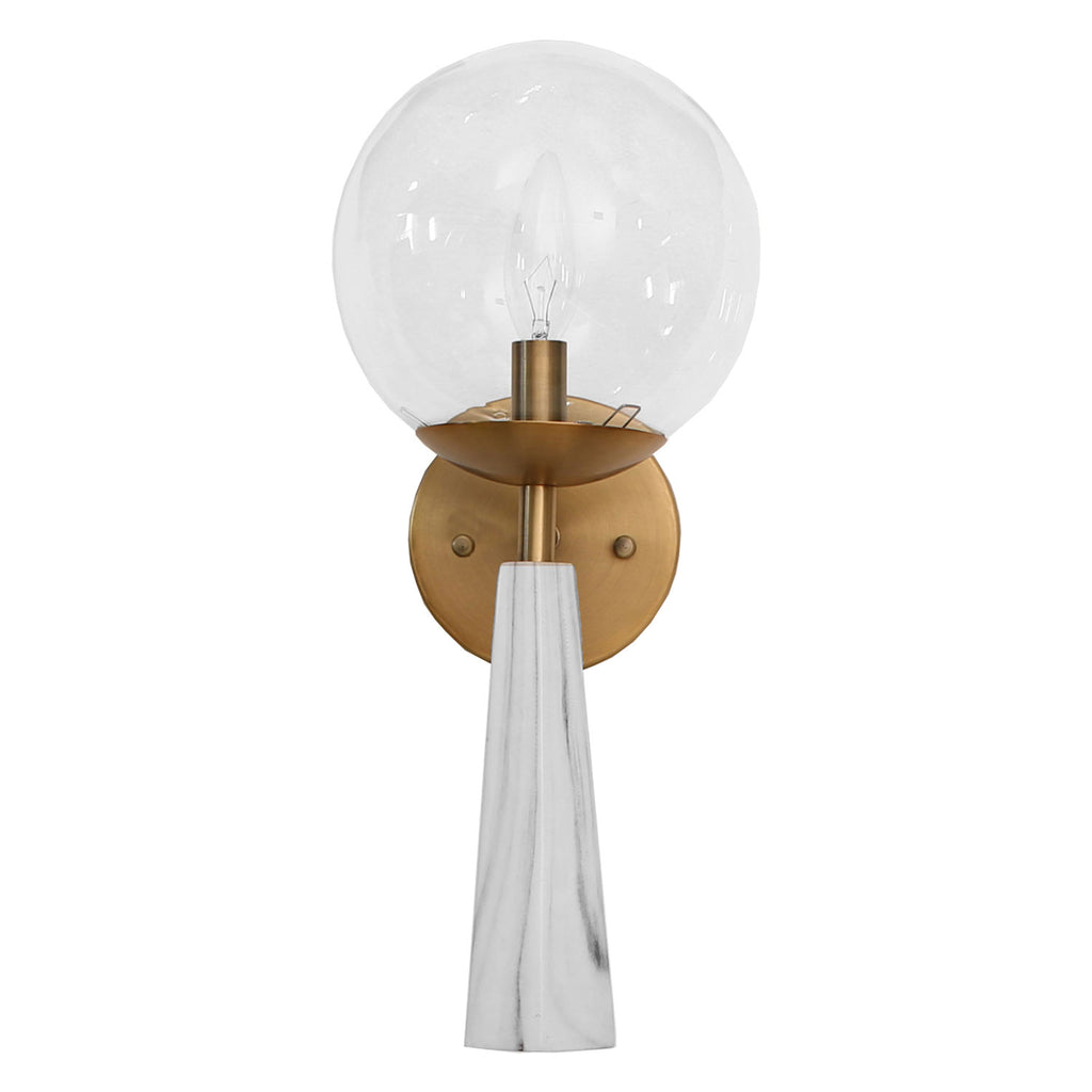 Worlds Away Shelly Wall Sconce