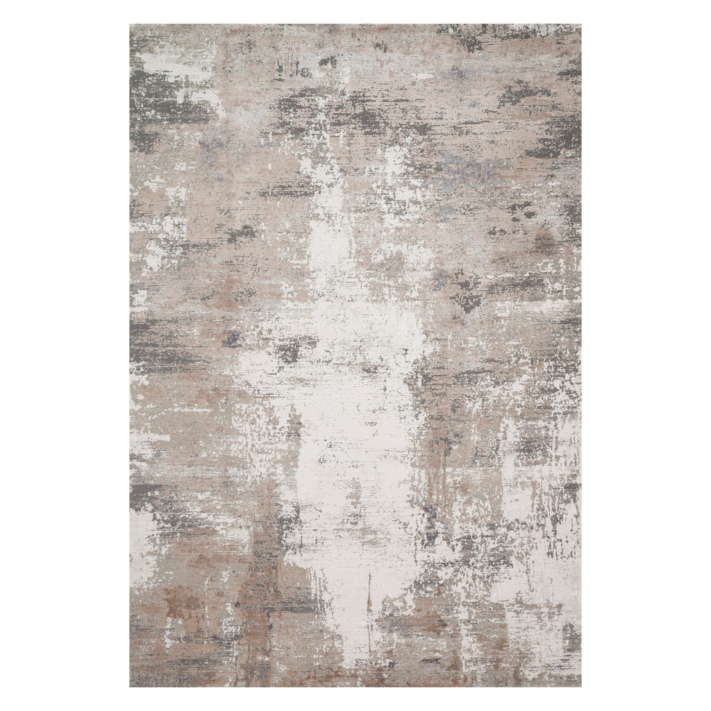 Loloi Sienne Ivory/Sand Power Loomed Rug