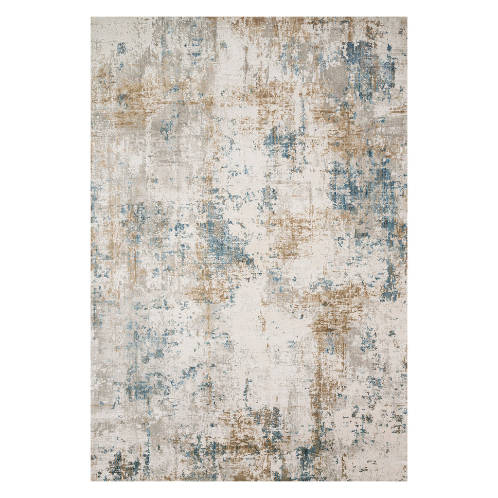Loloi Sienne Ivory/Gold Power Loomed Rug