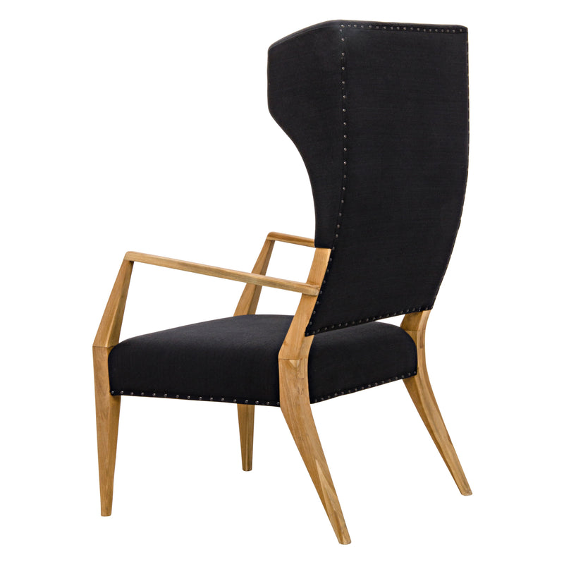 Noir Narciso Chair