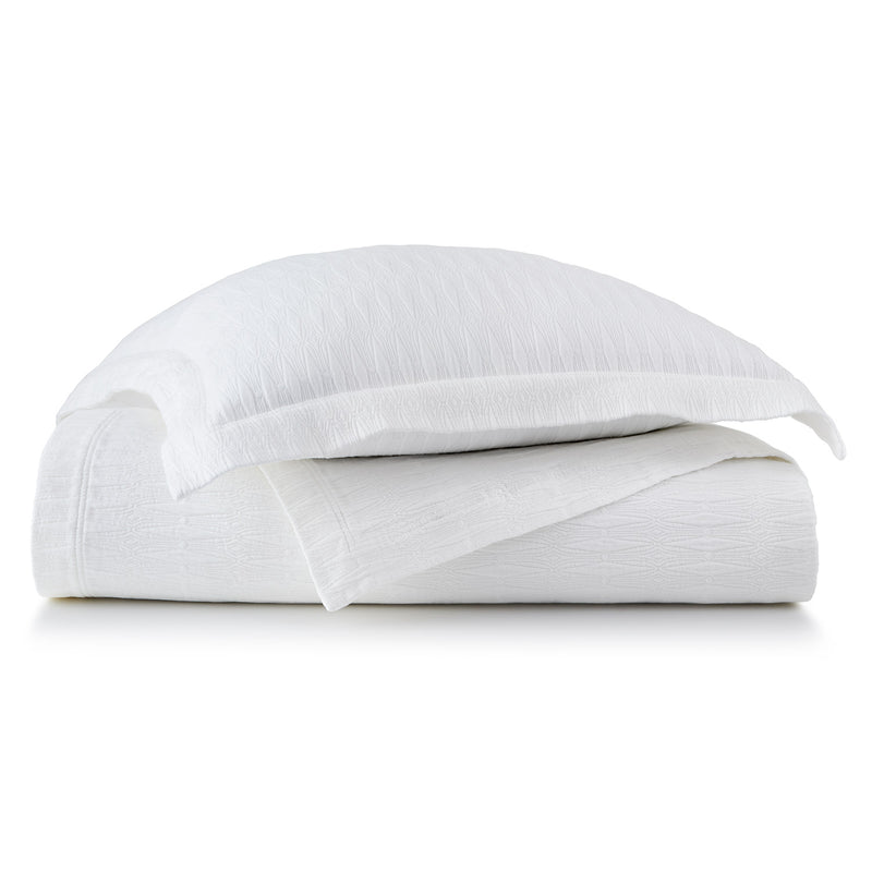 Peacock Alley Finley Garment Washed Pillow Sham