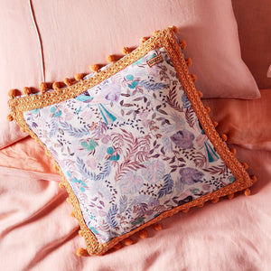 Kip & Co Little Paradiso Tassel Throw Pillow