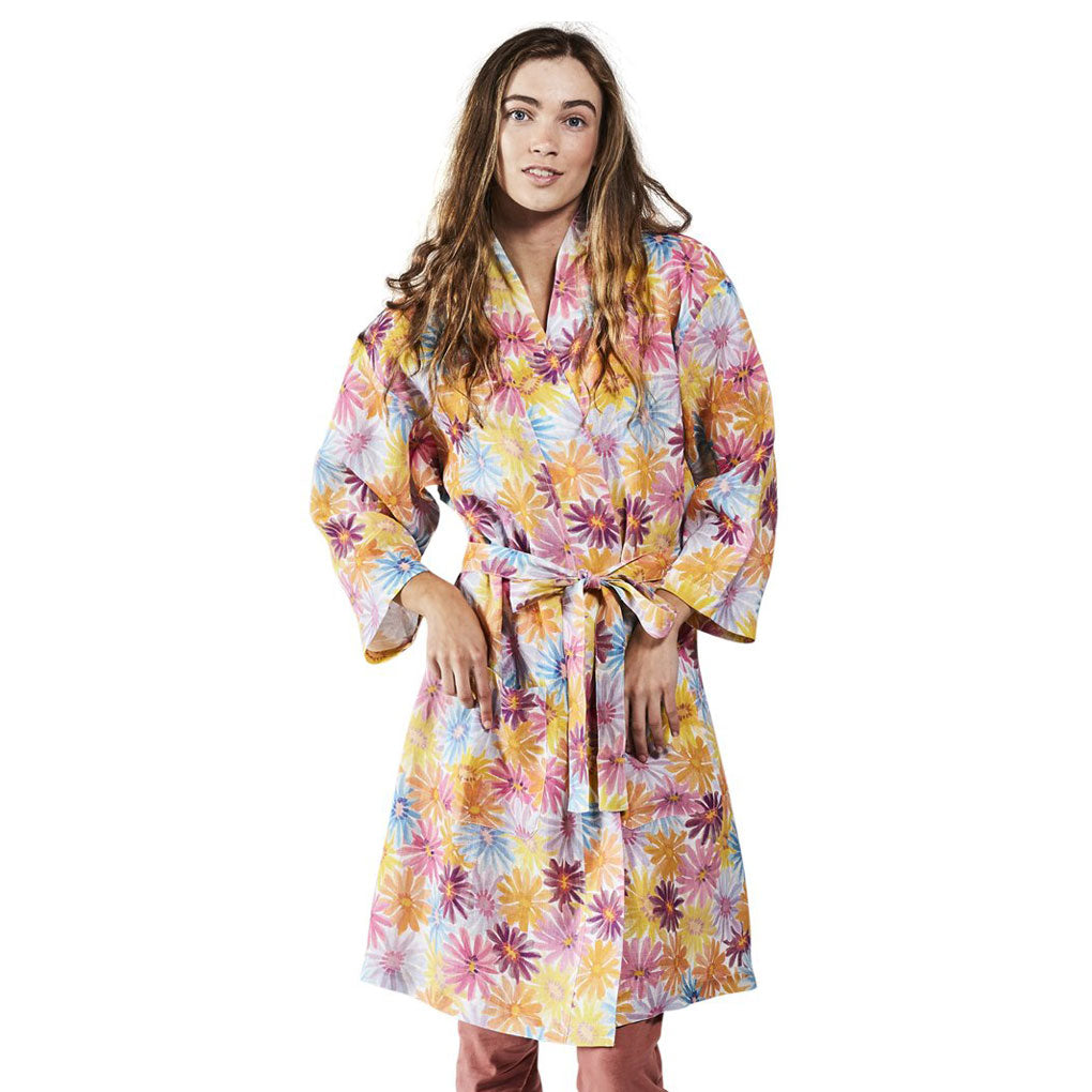 Kip & Co Petal Power Robe