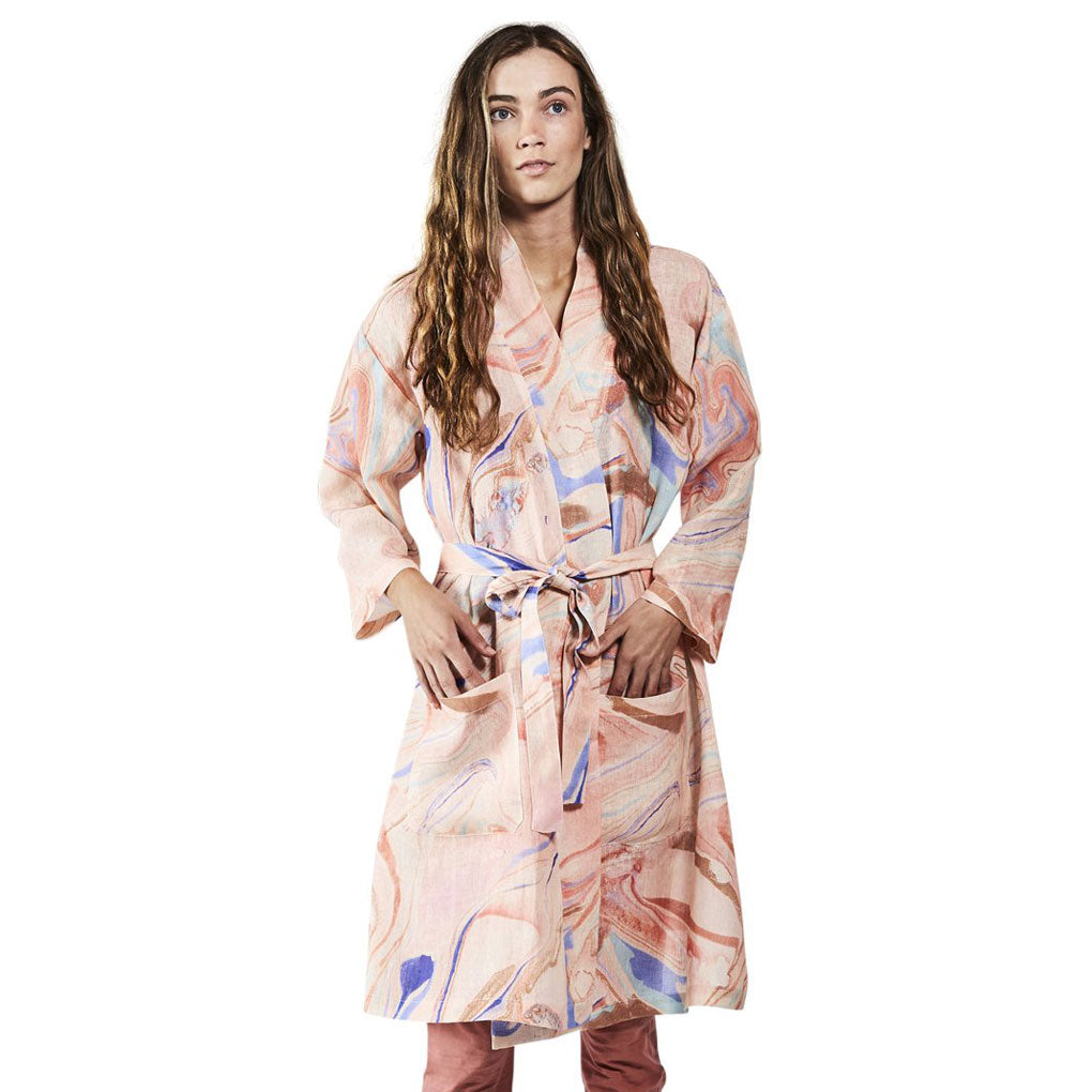 Kip & Co Marble Magic Robe