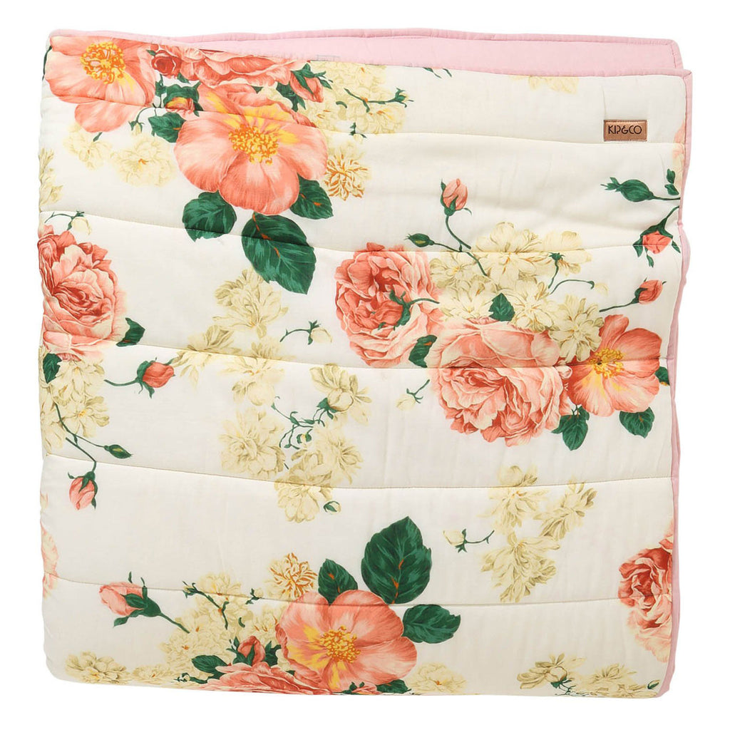 Kip & Co Bed of Roses Bedspread