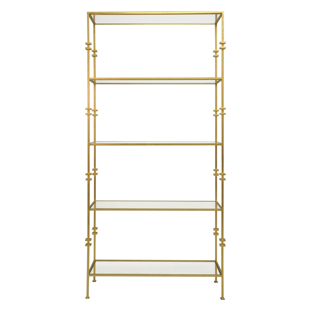 Worlds Away Stewart Etagere