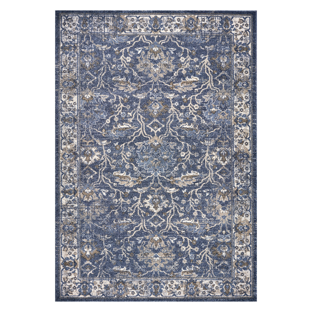 Seville Parisian Denim Machine Made Rug