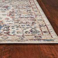 Seville Chester Beige Machine Made Rug