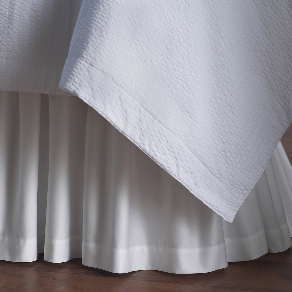 Peacock Alley Soprano Ruffled Bed Skirt