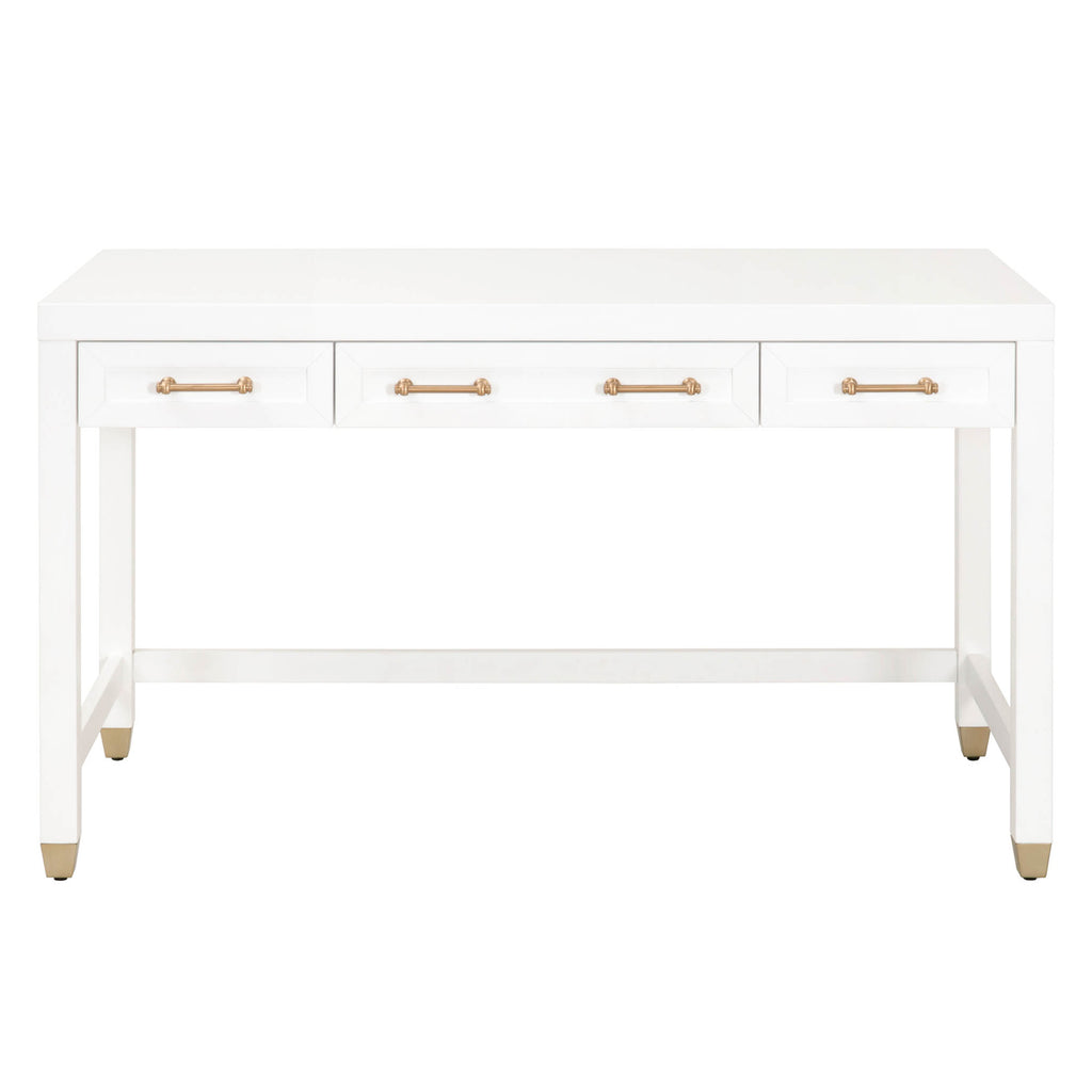 Stella 3-Drawer Desk