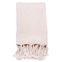 Pom Pom at Home Trestles Throw Blanket