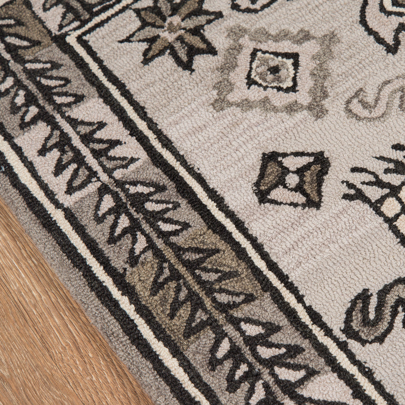 Almanor Geo Hand Tufted Rug