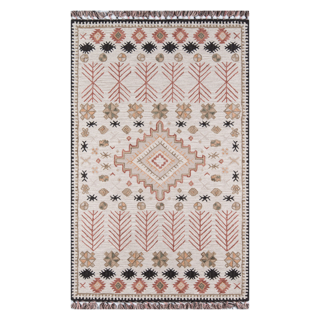 Almanor Tribe Hand Tufted Rug