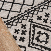 Almanor Row Hand Tufted Rug