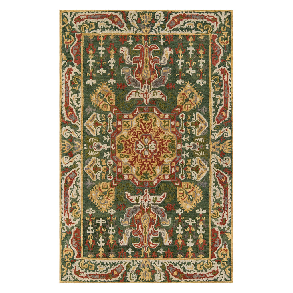 Nadim Frontier Hand Tufted Rug