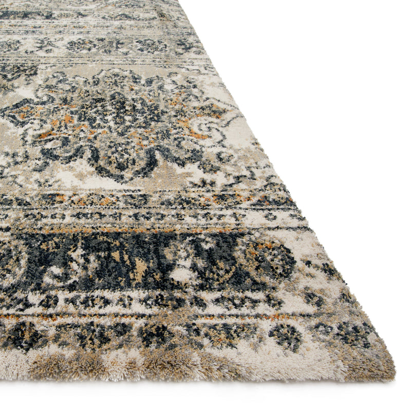 Loloi Torrance Taupe Power Loomed Rug