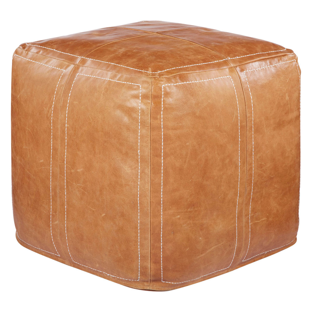 Jaipur Ultra By Nikki Chu Brown Sugar Pouf