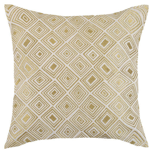 Neiman Embroidered Throw Pillow