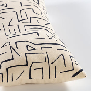 Flynn Lumbar Throw Pillow