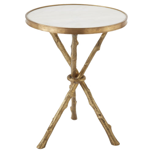 Global Views Twig Accent Table