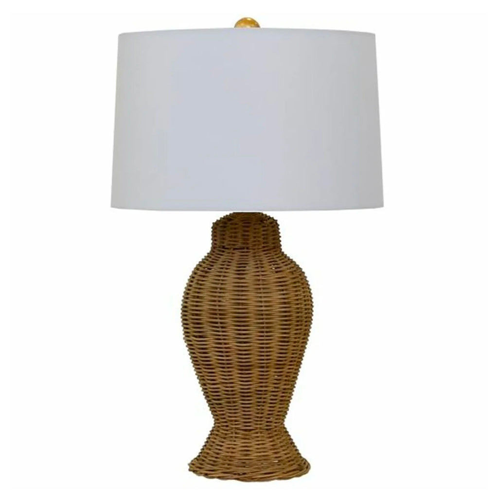 Global Views Hexagon Side Table
