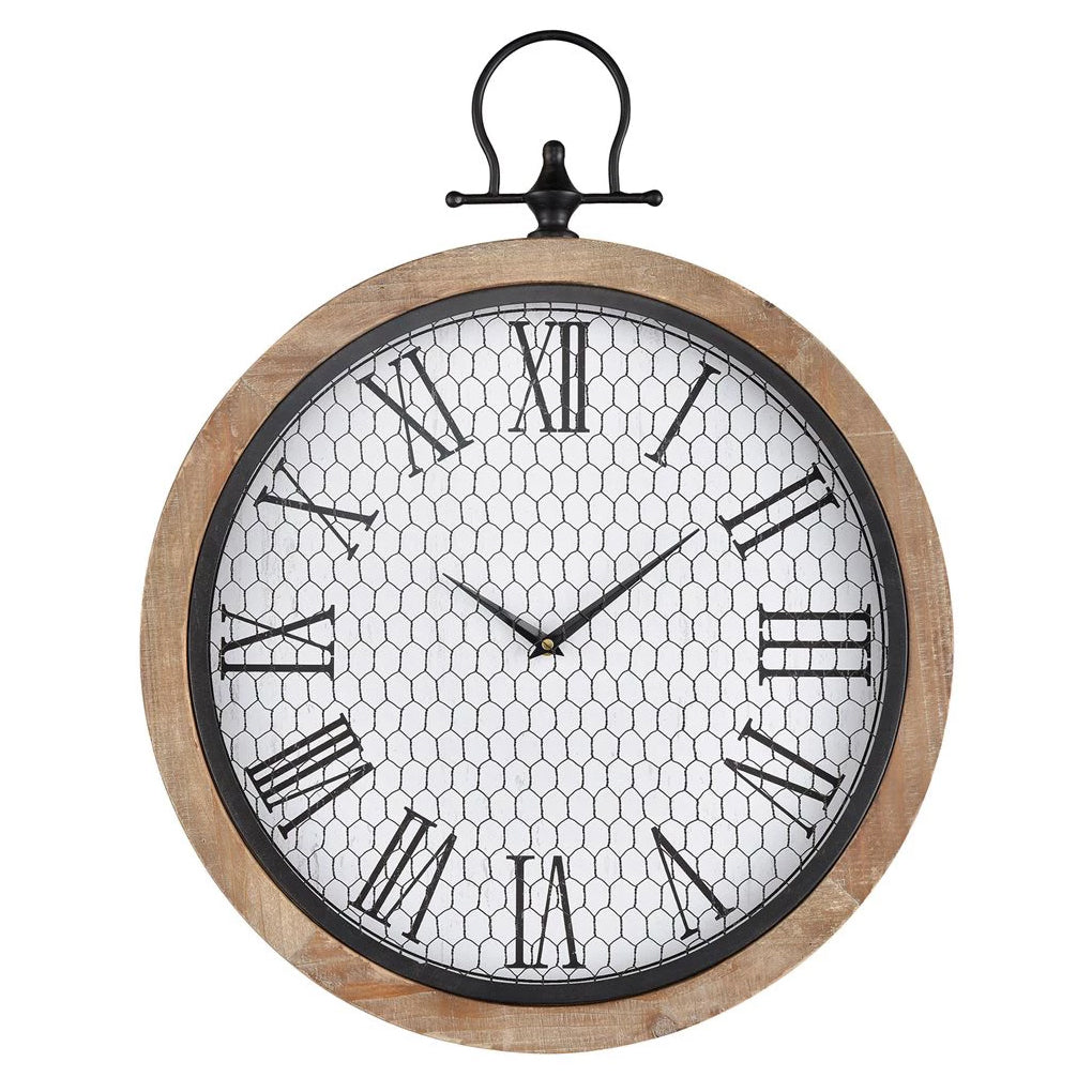 Greaves Wall Clock