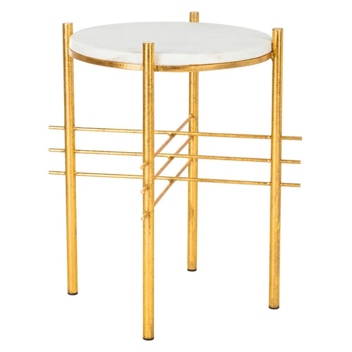 Elena Round Accent Table