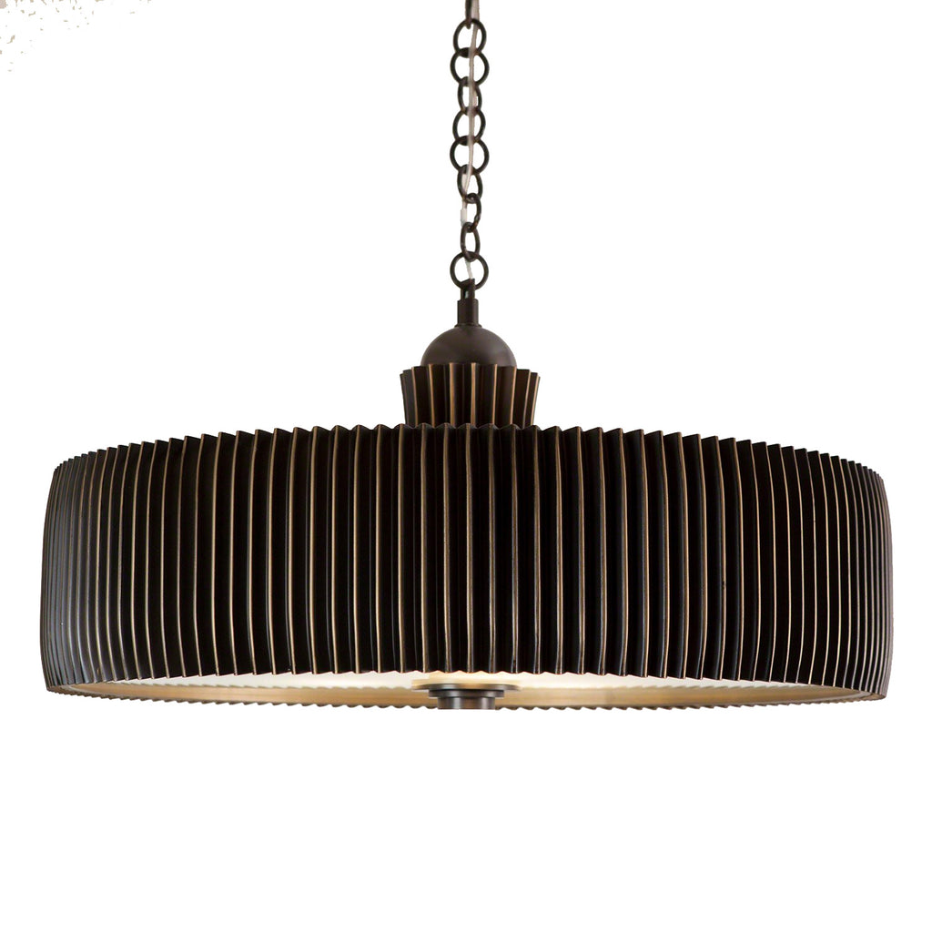 Studio A Crimp Chandelier