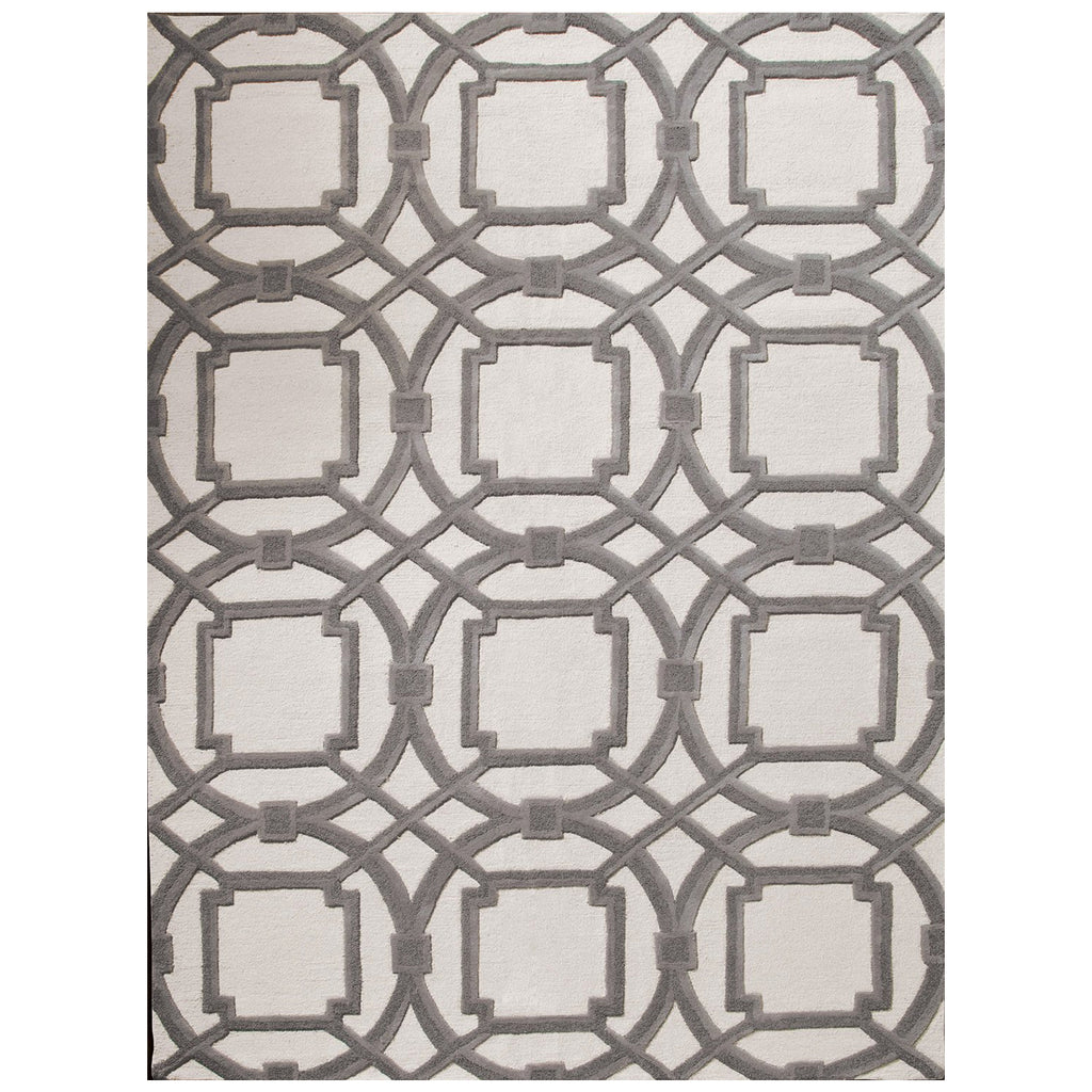 Global Views Arabesque Hand Tufted Rug