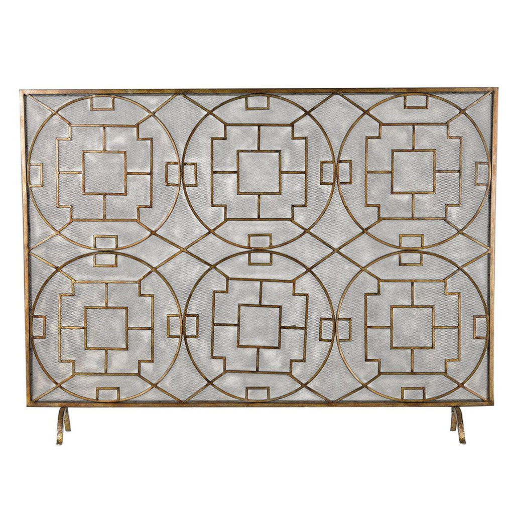 Felix Geo Fireplace Screen