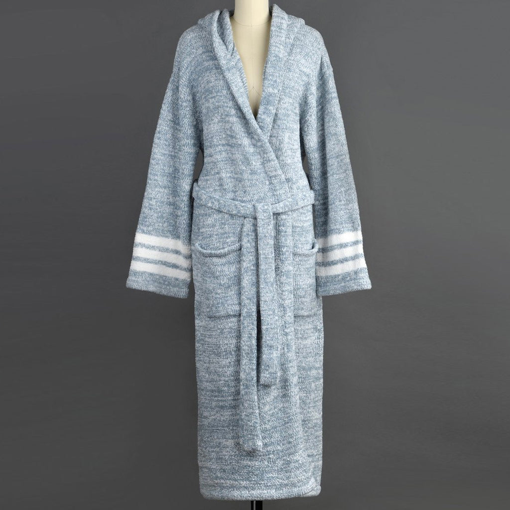 Kashwere Hooded Heather Robe