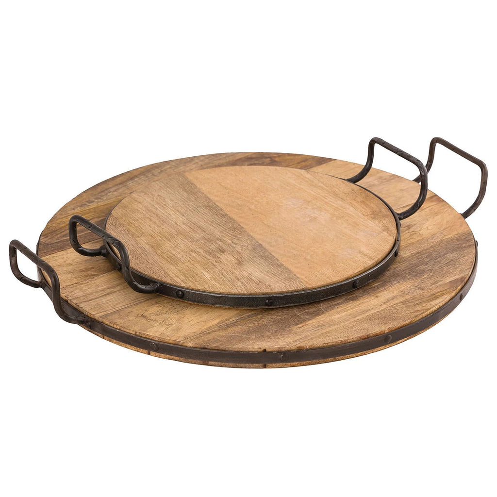Minford Tray Set of 2