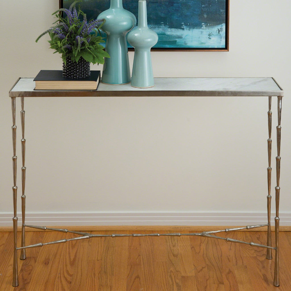 Studio A Spike Console Table