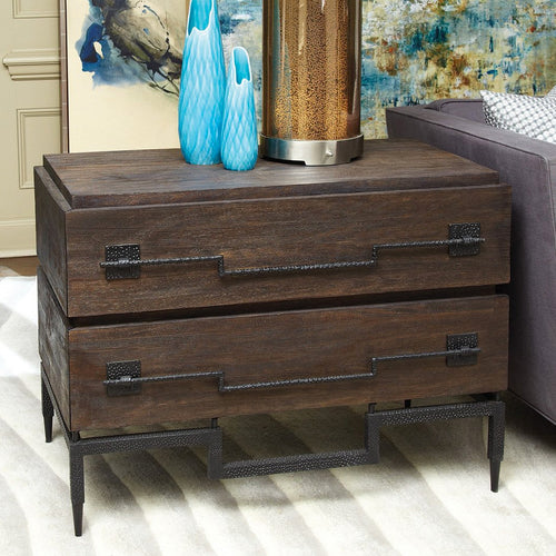 Global Views Scratch 2 Drawer Chest